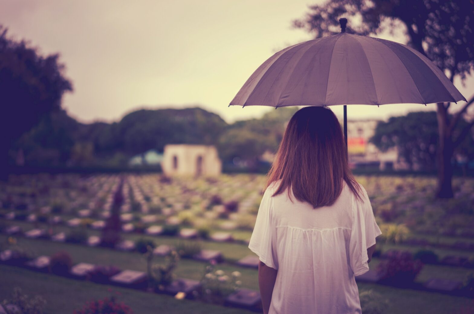 How Traditions of Mourning Help Us Grieve