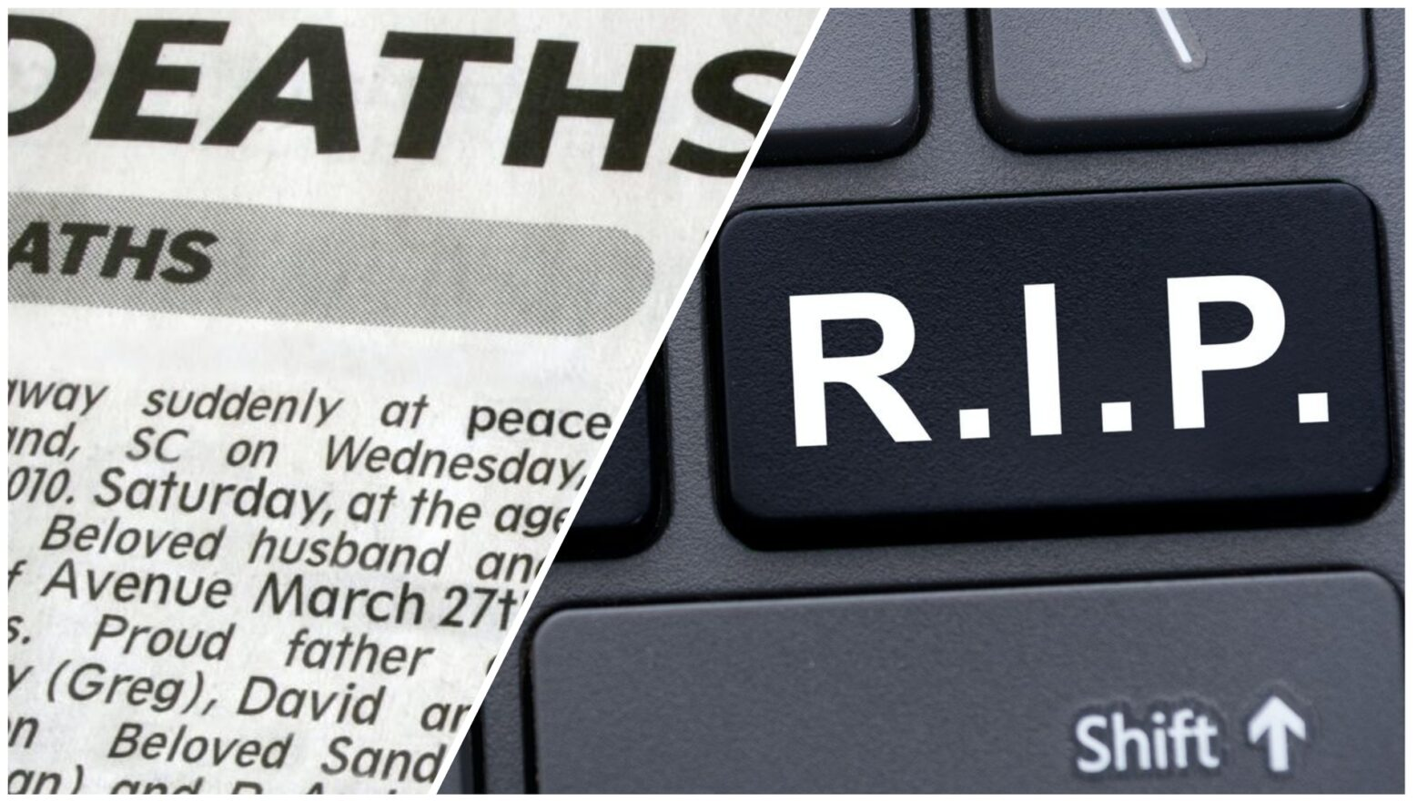 5 Reasons Online Memorials are More Meaningful than Obituaries