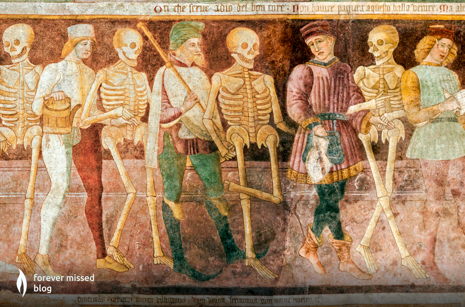 Famous Depictions of Death in Art