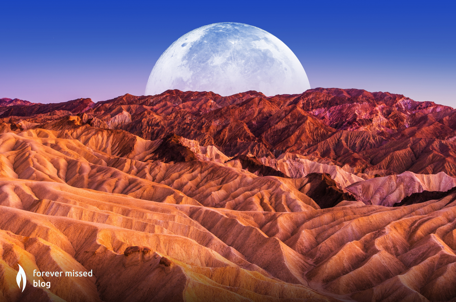 Death Valley: What its Name Says About the Living