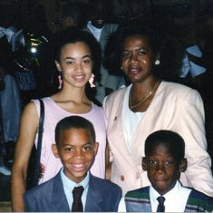 Voltaire's 6th Grade Graduation