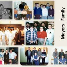 Meyers Family:  1957-2003