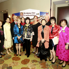 "Anita attended the ""Bridging Our Communities"" Betty Ann Ong Chinese Rec Center and Rotary SF Chinatown gala last year"