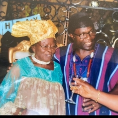 Nsun Nsun and I have lost a caring mother and adviser. Your legacy leaves on. Rest in peace.