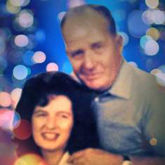 My mom and dad. I love and miss you both. RIP