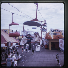 Above the Boardwalk 1960's