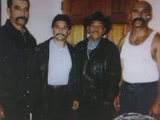 RUIZ BOYS GONE BUT NOT FORGOTTEN  CARLOS ...JAVIER...DAD...MARCOS
