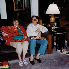 Barb and Charles Tippett