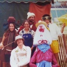 Kids Fest Rhode Island 1982  ~Amy Dittmaier front right.
