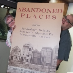 Abandoned Places Launch, 2018