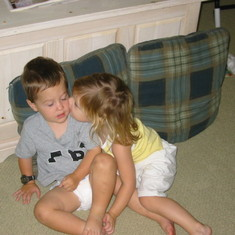 I guess Connor and Emma hit it off  from day 1