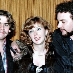 Rod Page, Helen and Craig