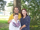 This is my son and his daughter and the lady that also took care of Summer when she was an infant as her mom, she is also no longer with us, and I will forever miss her in my heart for she was my sister in my heart as well as a daughter to me, as me and m