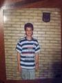 My son when he was still in High school