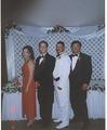 John and Alicia's wedding
