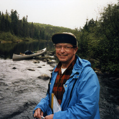 Don loved the BWCA wilderness in northern Minnesota