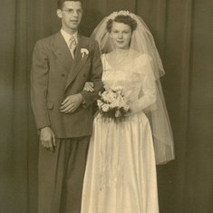 Don & Lucille's wedding