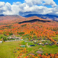 Stowe Vt. Last year..Still the same town Donny loved.