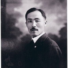 Dosan Ahn Chang Ho 1919 when he was in charge of the Korean Provisional Government in Shang Hai. He was fighting against Japanese Imperialism in Asia. He lived at 106 N. Figueroa on Bunker Hill in LA when he left for China.