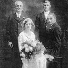 The Wedding To Henry LaFleur Jr.