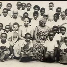 Ekaette in primary...