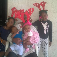 Last Christmas with grandkids
