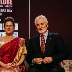 BNI Bangalore Members Day 2019, India - Such a Blessed Couple