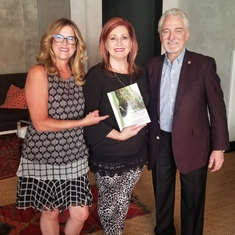 Austin book launch, Healing Can Be Easy