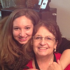 Stephanie and Mom