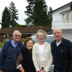 Ernie, JoAnn, Sylvia and Harvery