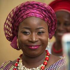 The Queen of my heart - Olori Folashade Akinyoyenu