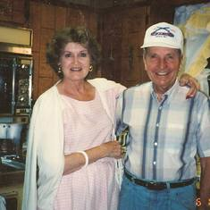 1993 Jackie and Frank