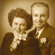 Frank's parents, Adele and Frank Sr.