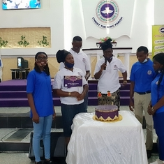 Inauguration of Ckp Youth Church on the 18th of October 2020