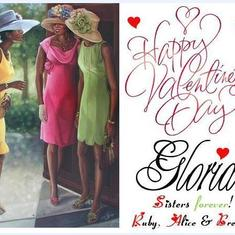 Happy Valentine's Day Gloria - February 14, 2011