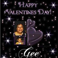 Happy Valentine's Day Gee - February 14, 2011