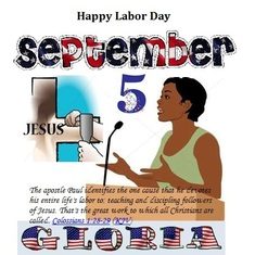 Celebrating Gloria's Labor for Christ