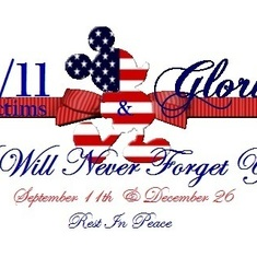 Gloria & 9/11 Victims ~ Memories Forever