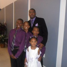 Me and the kids