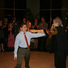 Gregory's Bar Mitzvah 2008 070