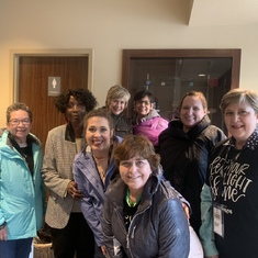 2019 Falls Creek Women's Retreat / Prayer team ladies