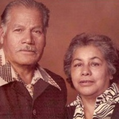 Nana and Pampa, Mom's Mom and Dad