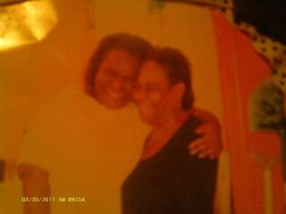 Her and Aunt Bernice They loved they time together