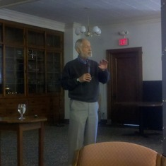 Jack presenting to the Sisters of St. Joseph of Carondelet, St. Paul Province on Health Reform, 2011 via the Minnesota Center for Health Care Ethics