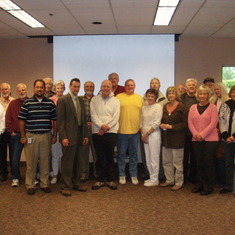 Pulmonary Fibrosis group in 2008