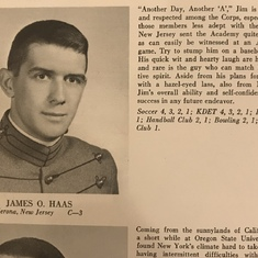West Point yearbook, 1967.