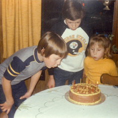 Memories of birthdays past