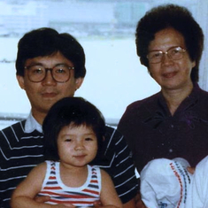 At Kai Tak Airport, HK ~ 1984
