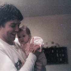 dad and grace