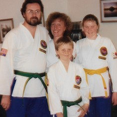 Tae Kwon Do Family